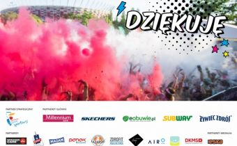 PANEK partnerem The Color Run